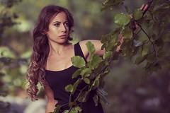 At forest (ivokirezov) Tags: outdoor sony woman light style fashion portrait bestportraitsaoi
