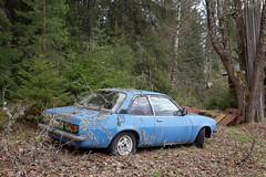Opel Ascona B (mariburg) Tags: rotten marode ruin decay desolate cars rustycars auto canoneos6d sigma35mm14dghsmart opel