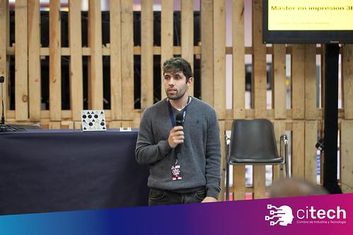 Presentación de Proyectos Curso de Impresión 3D Creativa