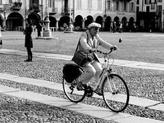 P1130086 (gpaolini50) Tags: bicycles bw biancoenero bianconero blackandwhite photoaday photography photographis photographic phothograpia portrait pretesti photoday people photo emotive esplora explore explored emozioni explora emotion e