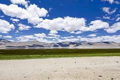 Startsapuk Tso (_Amritash_) Tags: startsapuktso ladakh landscape mountains himalayas himalayanlandscape clouds travel places mirage lake startsapuklake