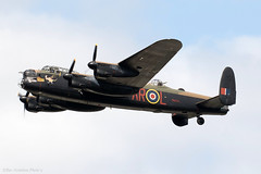 PA474 2508 copy (Baz Aviation Photo's) Tags: pa474 avro lancaster royalairforce bbmf cityoflincon dunsfold wingswheels