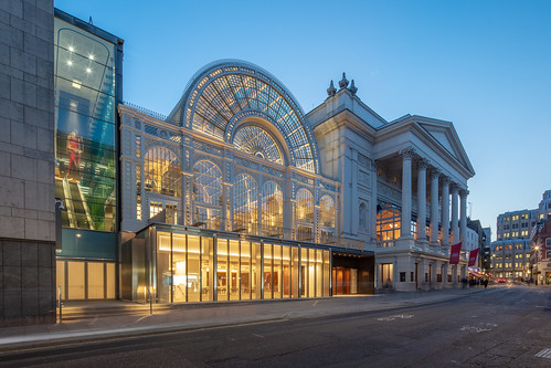 The Royal Opera House is now open every day from 10am