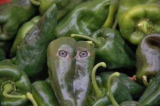 Chilli Pepper Eyes