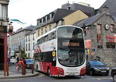 Bus Eireann VWD29 (151G2260). (Fred Dean Jnr) Tags: buseireann volvo b5tl wright eclipse gemini3 galway vwd29 151g2260 eyresquaregalway july2016 buseireannroute409