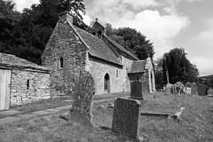 Photo of St. Issui at Patrishow, near Crickhowell