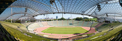 Track And Field (Sean Batten) Tags: olympics track sport city urban panorama panoramic seats nikon d800 35mm stadium arena munich bavaria germany de olympiastadion