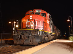 Opportunity Taken (Robby Gragg) Tags: cn sd402w 5289 prospect heights
