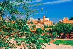 vista di Roma Circo Massimo con una foto in lontananza del Vittoriano (federicoloforte) Tags: vista roma circo massimo hd vittoriano piazza venezia