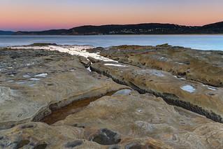 Sunrise on the Coast