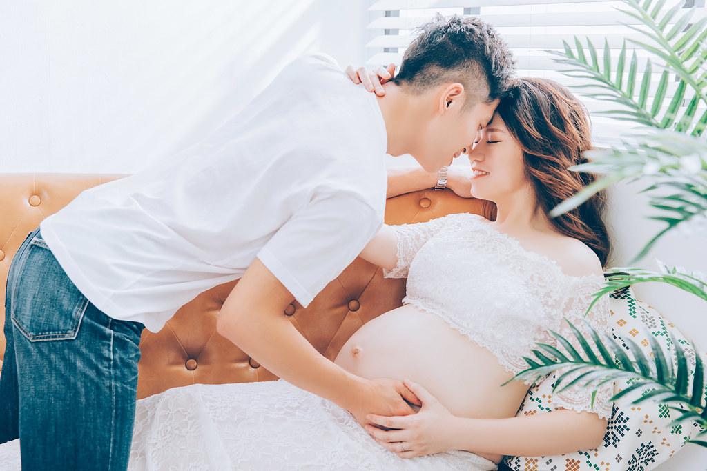 [孕婦寫真] Nicole 孕期精選