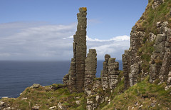 Northern Ireland. (richard.mcmanus.) Tags: northernireland giantscauseway causewaycoast rockformations basalt coast sea landscape richardmcmanus