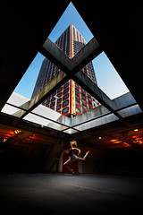 Diamond (Sabrou Yves Photograff) Tags: diamond samyang14mmf28 architecture paris beaugrenelle novotel dance future