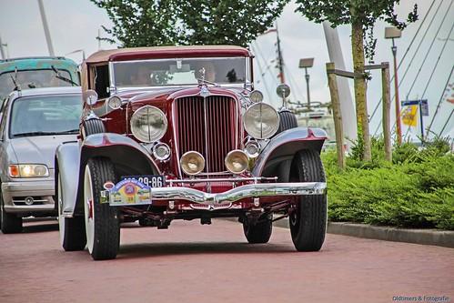 1931 Auburn 898 A - AM-29-86