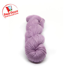 purple silk (Red Door Hand Painted Yarns) Tags: red door yarn yarns knits knit knitting indie dye acid dyes hand painted cashmere merino nylon silk