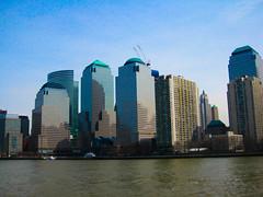 Financial District, Manhattan Island Cruise (bobbex) Tags: usa america manhattan bigapple ny nyc newyork skyscrapers skyline towers