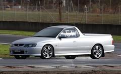 Holden Commodore SS ute, David Clark (Runabout63) Tags: holden commodore ute mallala