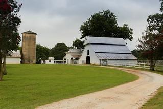 Barns - Eden Hall - McCormick, S.C.