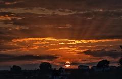 si vivo en las nubes es porque el suelo está lleno de gilipollas. (elena m.d.) Tags: sunset new nikon d5600 sigma sigma105 elena guadalajara clouds sky