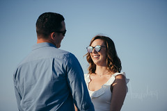 The Engagement of Sam and Ian (Tony Weeg Photography) Tags: sam iam eckrote weiss 2018 tony weeg assateague island lovebirds engaged be married just engageed