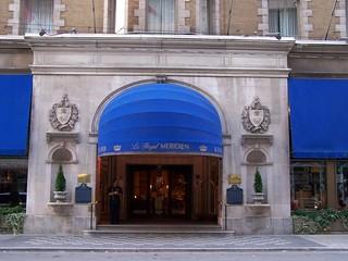 The Omni King Edward Hotel - Toronto Ontario - Canada - Historic Hotel