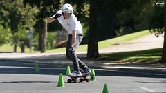 DSC06746-p (Myprofe) Tags: skateboard slalom madrid downhill moncloa westpark skate