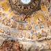 Portion of the Duomo dome interior