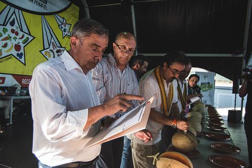 José Silvano na Agrival