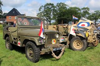 1956 Nekaf M38 A1 jeep