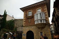 Fontarrabie, Hotel Palacete (vincent_dandrieubergez) Tags: fontarrabie