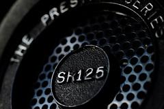 grado sr125 (MobyRichard) Tags: grado headphones sr125 smcpentaxm50mmf17