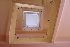 I'm dreaming.. (Elbmaedchen) Tags: staircase stairs stairwell stufen steps rosé treppenhaus treppen treppenaufgang roundandround escaliers escaleras interior architecture architektur pastell irgendwoinberlin