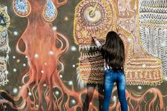 Energy (Buitragor_Art) Tags: ass graffiti girl sky teen people model