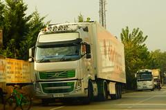Volvo FH03 Globetrotter XL E5 460 - Dörtgazi Lojistik LTD Northern Nicosia, Northern Cyprus (Celik Pictures) Tags: volvo fh03 globetrotter xl e5 460 dörtgazi lojistik ltd northern nicosia cyprus