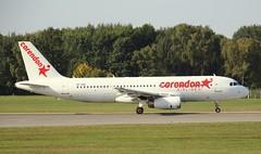 Corendon Air, ZS-GAZ, MSN 81, Airbus A 320-231, 20.09.2018,  HAM-EDDH, Hamburg (henryk.konrad) Tags: corendonair zsgaz msn81 airbus a320231 hamburg hameddh henrykkonrad