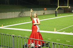 09212018-QueenLydia1 (crhsband1) Tags: homecoming 09212018 drum major legacy queen