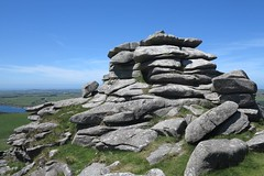 roughtor54 (West Country Views) Tags: rough tor cornwall bodmin moor scenery