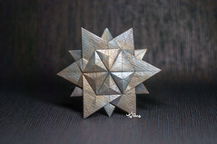 Bea Star (talina_78) Tags: star origami hexagon
