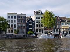 Passeio de barco (Geise Architecture) Tags: barco boat amsterdam holanda holand canais canals