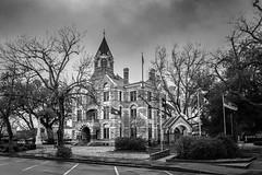 Fayette County Courthouse - La Grange, Texas (lonestarbackroads) Tags: courthouse fayettecounty fayettecountytexas fayettecountytx historic jrielygordon jamesrielygordon richardsonianromanesque romanesquerevival texas tx unitedstates us