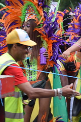 DSC_7699 (photographer695) Tags: notting hill caribbean carnival london exotic colourful costume girls dancing showgirl performers aug 27 2018 stunning ladies