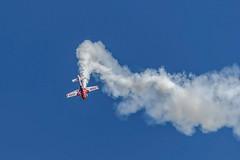 Aerobatics (gavsidey) Tags: aerobatics display by steve carver ngc d500 chatsworth country fair 2018 extra solo