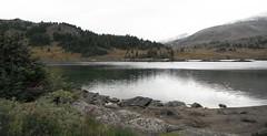 Autumn Canadian Alpines (Mr. Happy Face - Peace :)) Tags: rockies rockymountains trails sky hike cans2s alpines mountainair banffpark nationalpark canada