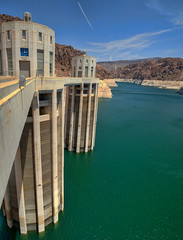 Nevada Time 2018.06.05.11.13.34 (Jeff®) Tags: jeff® j3ffr3y copyright©byjeffreytaipale nevada hooverdam coloradoriver lake mead concrete water bluesky usa unitedstates arizona