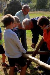 ruiter (regionaal landschap Schelde-Durme) Tags: waasmunster kinderen pdpo lia natuurbeleving hooiland speelnatuur landschap landbouw biodiversiteit samenwerken