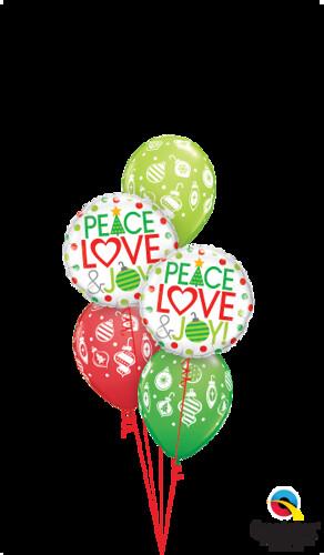 Peace, Love, & Christmas Joy