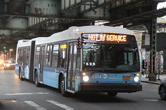 IMG_1822 (GojiMet86) Tags: mta nyc new york city bus buses 2012 lf60102 lfs lfsa 5334 nis not in service broadway rodney street