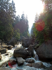 Mountain Creek (The-Beauty-Of-Nature) Tags: summer sommer july juli nature california kalifornien usa vacation urlaub yosemite national park vernal fall trail hiking waterfall