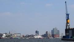 (MyWorldsView) Tags: hamburg amerigo vespucci tall ship segelschiff elbphilharmonie hafen elbe schiffe ships