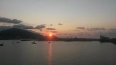Atardecer por Punta Luzero (eitb.eus) Tags: eitbcom 14179 g1 tiemponaturaleza tiempon2018 paisajes bizkaia getxo mikelotxoa